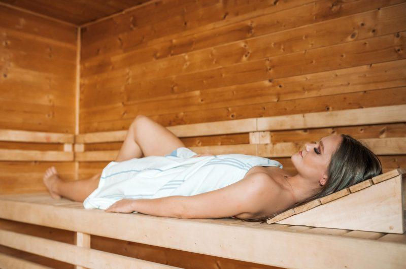 sauna - tisk
